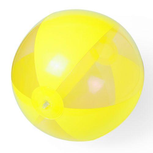 Strandballen semi transparant